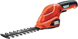 Аккумуляторные ножницы Black&Decker GSL300-QW в Тюмени
